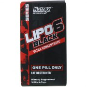 Nutrex Lipo6 Black Ultra Concentrate 30 капс