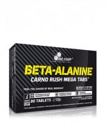 Olimp Beta-Alanine Carno Rush 80 таб